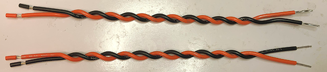 Twisted Wire Harness 18 AWG